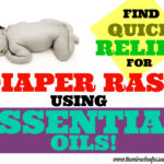 Top 5 Essential Oils for Diaper Rash in Babies