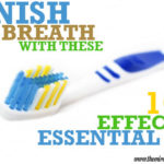 10 Effective Essential Oils for Bad Breath