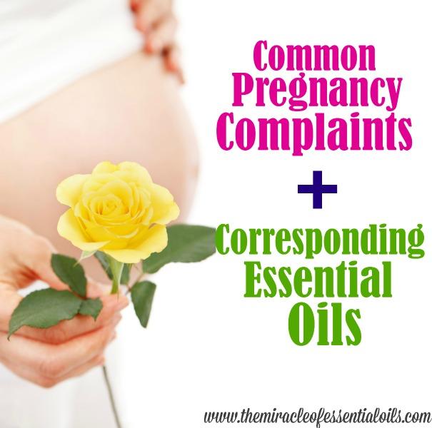 quelles huiles essentielles sont bonnes pour la grossesse
