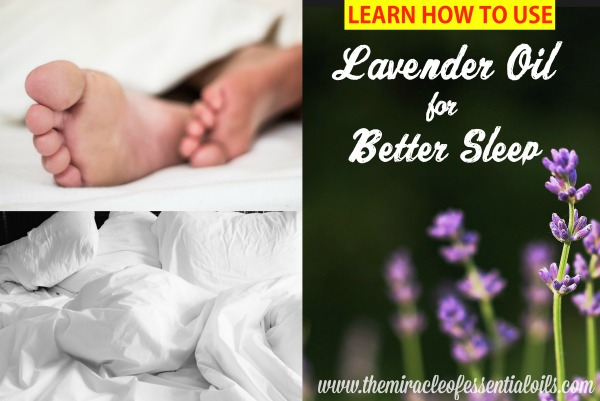 does the smell of lavender help you sleep