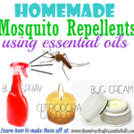 DIY Mosquito Repellent Using Essential Oils