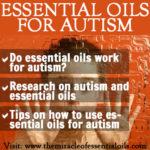 10 Best Essential Oils for Autism, How they Help & Recipes to Use