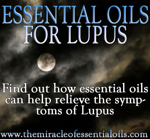 how to use essential oils for lupus