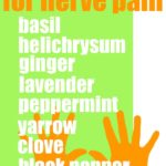 Top 20 Essential Oils for Nerve Pain Relief