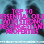 10 Decongestant Essential Oils for Pneumonia