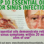 10 Essential Oils for Sinus Infection including Recipes for How to Use