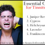 5 Essential Oils for Tinnitus & How to Use