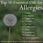 10 Best Essential Oils for Allergies & 5 Remedies for Instant Relief