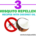 DIY Coconut Oil Mosquito Repellent Recipe