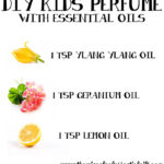 DIY Perfume for Kids with Essential Oils