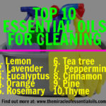 Top 10 Essential Oils for Cleaning (Plus Recipes!)