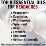 8 Best Essential Oils for Headaches & How to Use