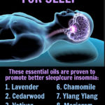 Top 10 Essential Oils for Insomnia including 3 DIY Recipes for Better Sleep