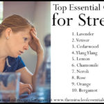 Top 10 Essential Oils for Stress & How to Use with 3 Recipes