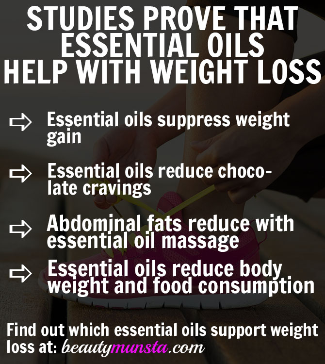 Do Essential Oils Work For Weight Loss The Miracle Of Essential