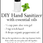 DIY Essential Oil Hand Sanitizer with Only 3 Ingredients