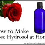 How to Make Rose Hydrosol at Home