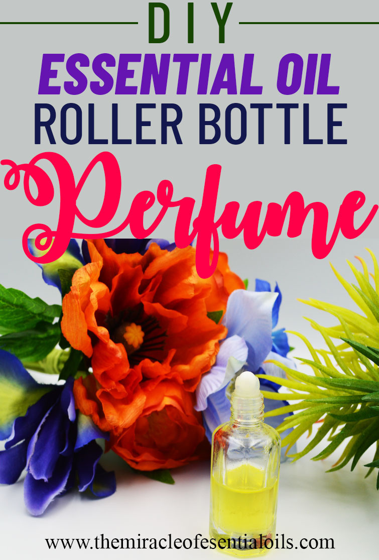 essential oil perfume roll-on recipe diy