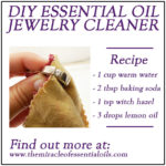 DIY Essential Oil Jewelry Cleaner