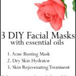 3 DIY Essential Oil Facial Mask Recipes