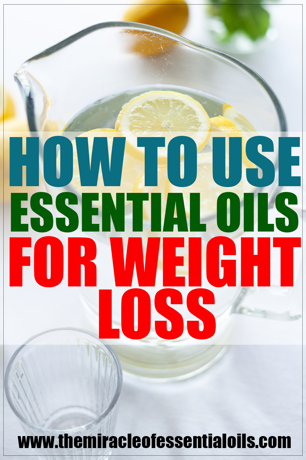 You already know that essential oils have aromatherapy benefits that actually cause chemical effects on the brain when inhaled - but do you know exactly how to use essential oils for weight loss? If you want remarkable results, you need to know exactly how to use essential oils for weight loss. That's what we're about to find out in this article!