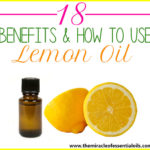How to Use Lemon Essential Oil + its Benefits