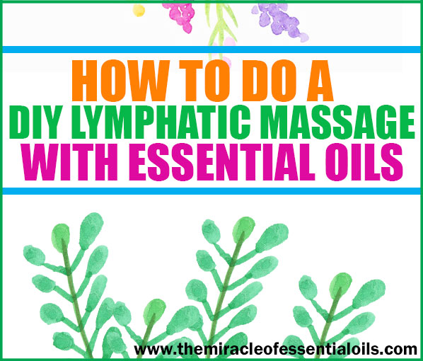 This is the secret to prime health that you always wanted to know: diy lymphatic massage – it's free, it's highly beneficial and it could prolong your lifespan!