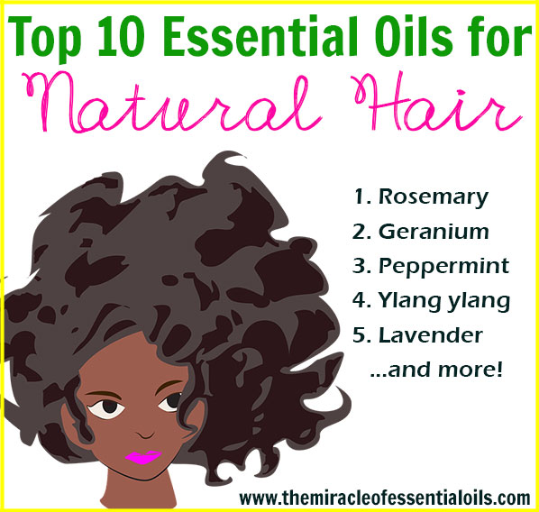 It's time to start using essential oils for natural hair! Incorporate them in your natural hair regimen and see your beautiful hair flourish!