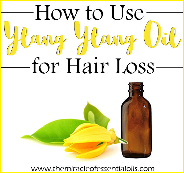 Ylang Ylang Essential Oil For Natural Hair