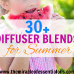 30+ Essential Oil Diffuser Blends for Summer