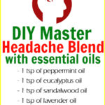 DIY Essential Oil Headache Blend