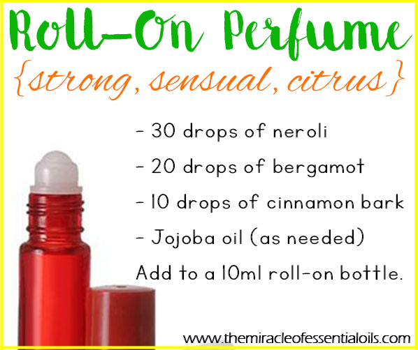 You must try out this gorgeous DIY essential oil roll on perfume recipe!