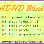 DIY Essential Oil Blend for ADHD