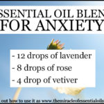 DIY Essential Oil Blend for Anxiety