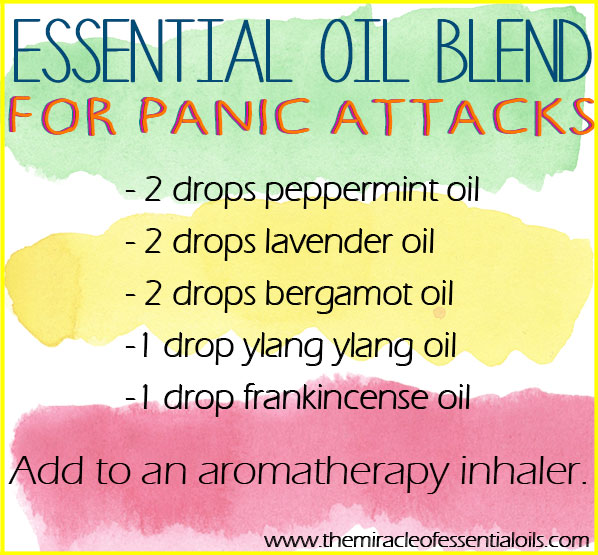 Top 7 Essential Oils For Panic Attacks The Miracle Of Essential Oils