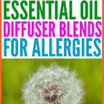 10 Essential Oil Diffuser Blends for Allergies