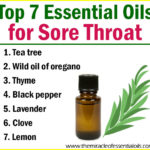 Top 7 Essential Oils for Sore Throat + 6 Ways to Use