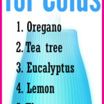 7 Essential Oils to Diffuse for Colds