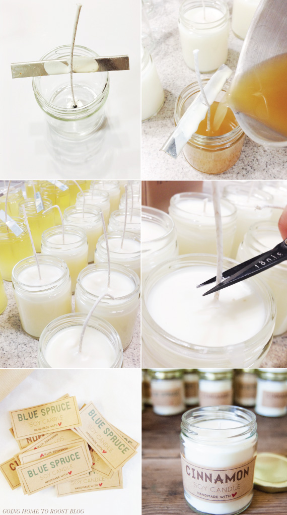 diy essential oil soy candles the miracle of essential oils. Black Bedroom Furniture Sets. Home Design Ideas