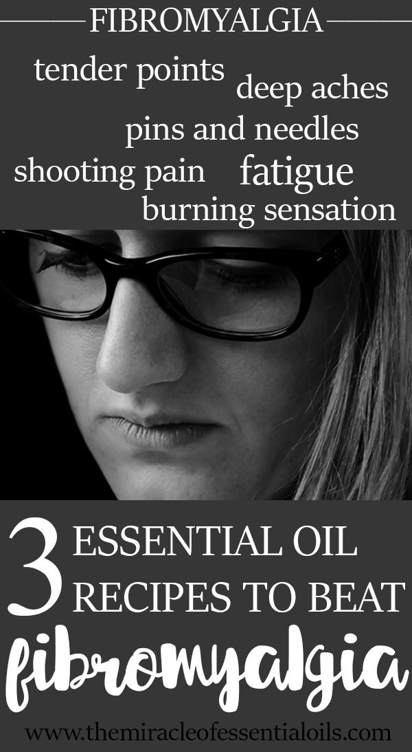 essential oils for fibromyaligia