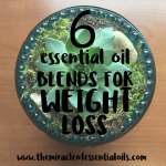 6 Essential Oil Diffuser Blends for Weight Loss