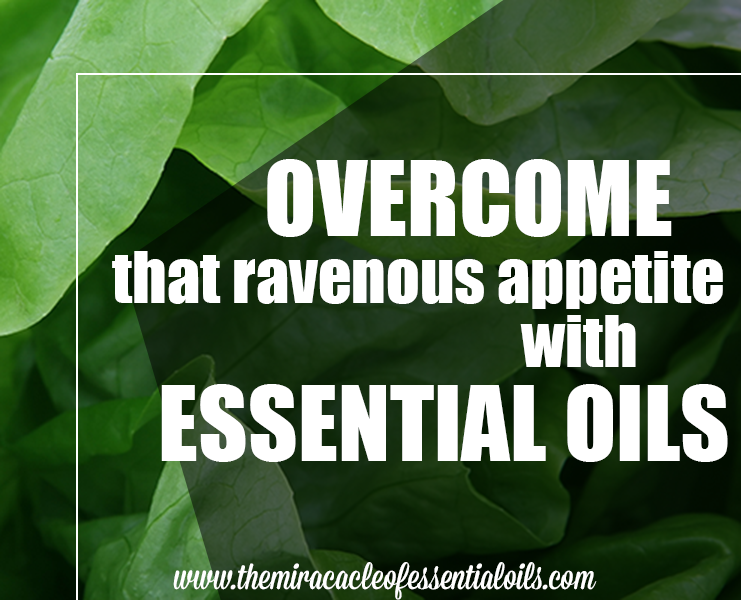 essential oils for curbing appetite