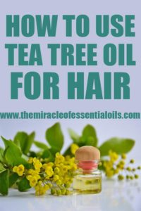 Can Tea Tree Oil Cause Your Hair to Fall Out?