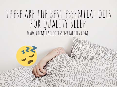 what are the best essential oils for sleep