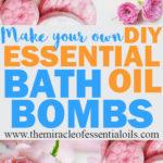 3 DIY Essential Oil Bath Bomb Recipes To Make At Home