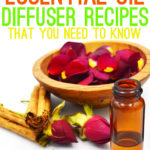 12 Essential Oil Diffuser Recipes for Every Day Use