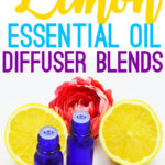 20 Powerful Lemon Essential Oil Diffuser Blends